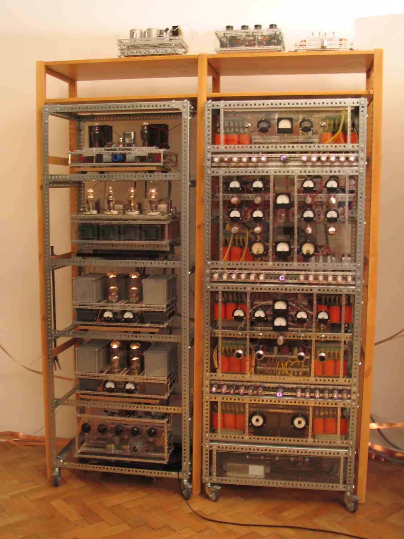 The Audio Eagle - Joe's Designs